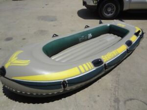 SeaHawk 5 man dingy/inflatable boat