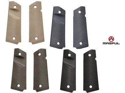 Magpul Mag544 Mag 544   1911 Grip Panels Tsp   Colt Government  See Colors Below