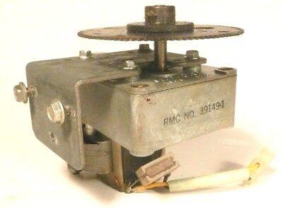 ROCK-OLA 464 JUKEBOX MECHANISM PART:  tested & working  WRITE-IN MOTOR 39149-1