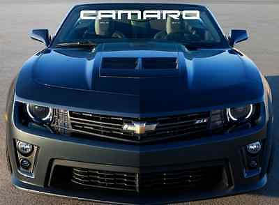 Camaro Vinyl Windshield Banner Decal 4x40