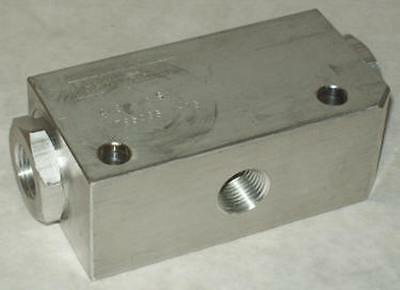 Fluid Controls Hydraulic Valve 4k31-n3-s 1795066
