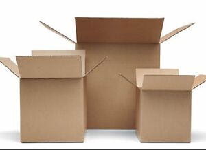 I need Moving boxes please !!!