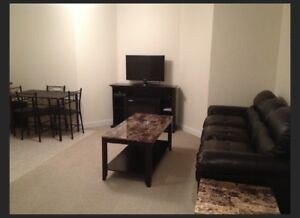Fully furnished basement suite in Timberlea
