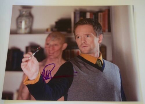 Neil Patrick Harris Signed Autographed 11x14 Photo How I Met Your Mother COA VD