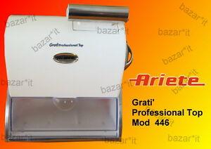 ARIETE-GRATTUGIA-ELETTRICA-FORMAGGIO-GRATI-039-PROFESSIONAL-USATA-PEZZI-RICAMBIO