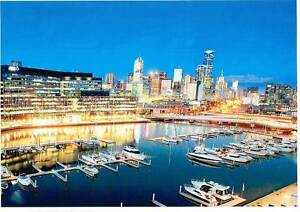 Perfect  Room for 1 or 2 in $1,000,000+ + Docklands Apartment Docklands Melbourne City Preview