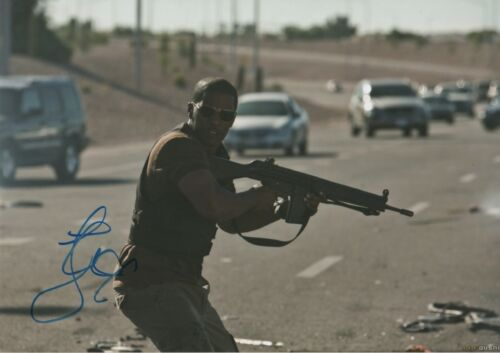 "Jamie Foxx ""The Kingdom"" Autogramm signed 20x30 cm Bild"