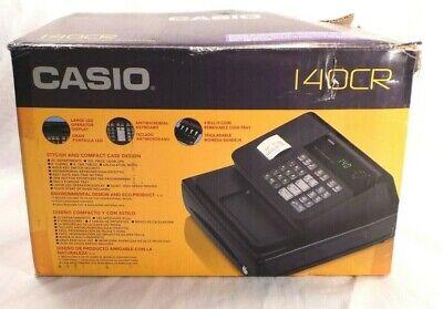 Casio 140cr Cash Register Works