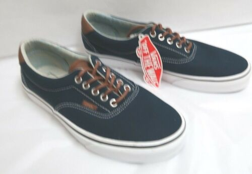 Vans C&L Era 59 Skate Shoes Dress Blues/Faded Denim M-8.0/W-9.5 NWT/NWOB