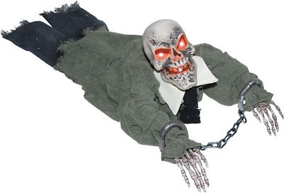 Morris Costumes Crawling Zombies Ghoul Animated Decorations & Props. SS70763