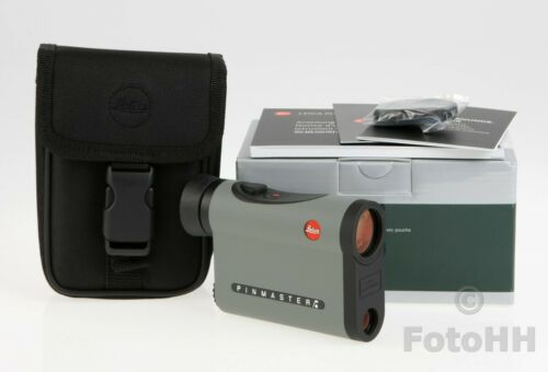 LEICA *PINMASTER-II* WITH CASE (LEICA NUMBER 40533) / NEW IN BOX WITH WARRANTY !
