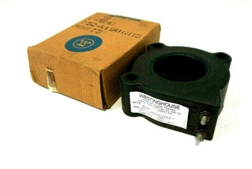 NEW WESTINGHOUSE 7524A98G05 CURRENT TRANSFORMER