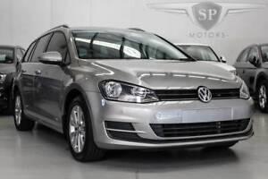 2015 Volkswagen Golf 7 90TSI Comfortline Wagon Grey Parramatta Parramatta Area Preview