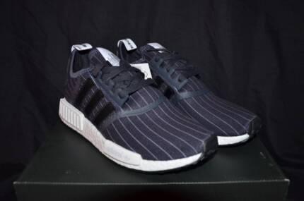US 8.5 Adidas NMD R1 x Bedwin Black
