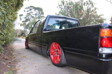 Bagged holden rodeo minitruck Melbourne Region Preview