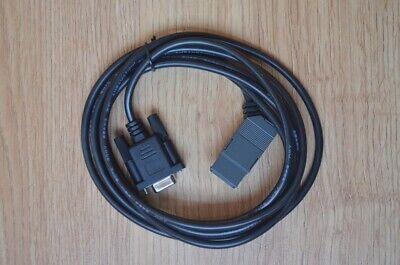 CABLE RS232 - LOGO (COMPATIBLE) Para programar autómatas SIEMENS LOGO!