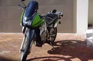 Kawasaki KLR 650 - 2008 Green Road Adventure Motorcycle Motorbike South Perth South Perth Area Preview