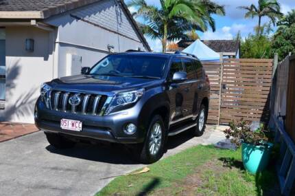 Toyota Prado VX 2015 Only 25,000kms Warana Maroochydore Area Preview