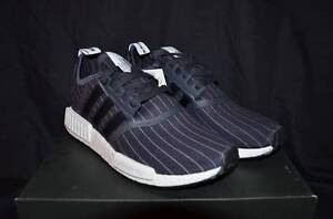 US 8.5 Adidas NMD R1 x Bedwin Black Leeming Melville Area Preview