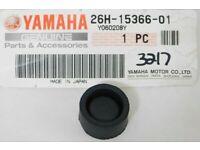 KAWASAKI EN500 VN800 VN1500 REAR FOOT PEG PIN 12X37 OEM #92043-1358-00