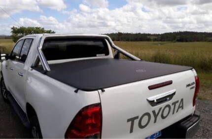 Genuine Toyota Hilux Sports Bar 2015 - 2018
