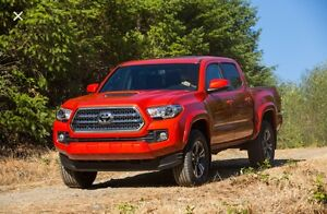 2016 TACOMA DOUBLE CAB TRD SPORT 4 wheel drive, heated seats