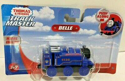 Thomas & Friends Belle Trackmaster Push Along Metal Train Engine New
