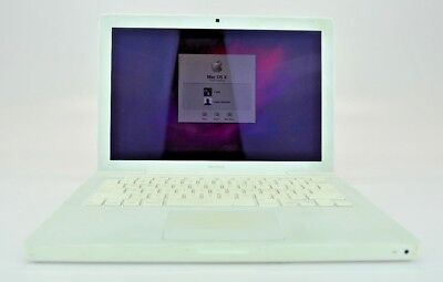 """Used, Apple MacBook A1181 13.3"""" Laptop - White - W/ Charger for sale  Shipping to India"""