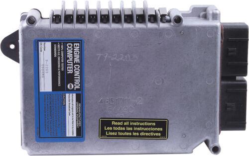 Engine Control Module/ECU/ECM/PCM-Engine Control Computer Cardone 79-2203 Reman