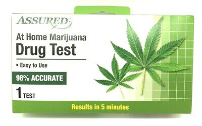 At Home Marijuana Drug Test 1 Test Each BOX