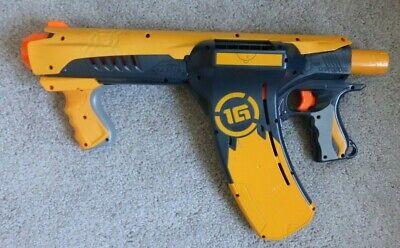Nerf 1G Dart Tag Quick 16 Blaster Dart Gun 2010 HASBRO