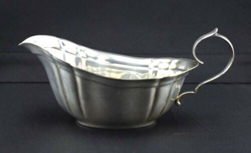 Reed & Barton Sterling Silver Dublin  Sauce Gravy Boat  X600
