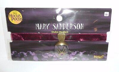 Hocus Pocus Mary Sanderson Cosplay Costume Necklace Choker Disney Spider Gem - Hocus Pocus Cosplay