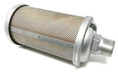 Alwitco X10 0375010 Air Dryer Muffler 1 Mpt 175 Psi Max Pressure Usa