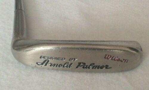 Vintage Wilson Designed by Arnold Palmer Putter      3616