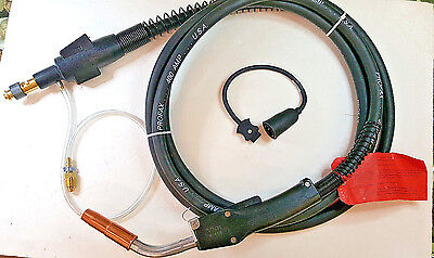 Profax Lincoln 400 Amp 15 Feet Mig Gun Torch Uses 116 Wire Newother Usa