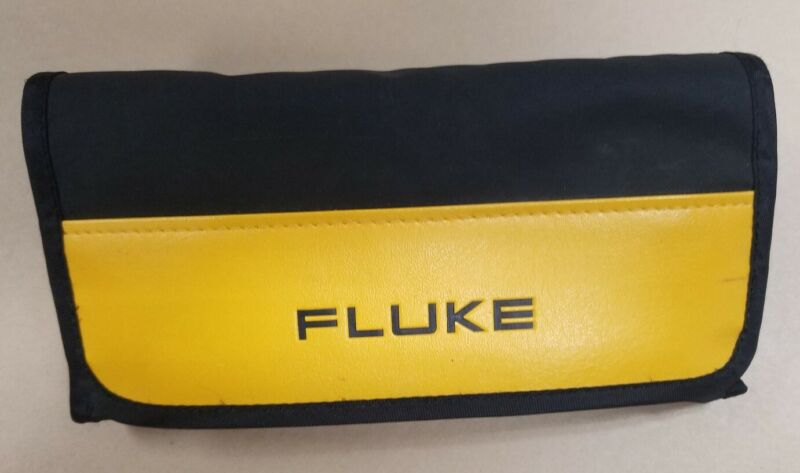 Fluke test leads,test probes and clips
