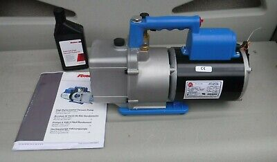 Robinair 15601 Cool Tech Vacuum Pump 2-stage 142 Litersminute