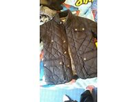 Boys age 8yrs NEXT Barber coat