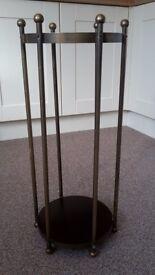 Used Brass Umbrella stand