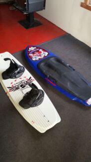 Wake board knee board Boat Harbour Beach Waratah Area Preview