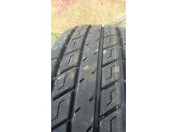Set of 4 VW\Skoda Wheels and Tyres - 5x100 - 165/70/14