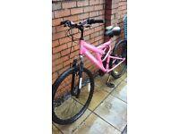 Muddyfox Womens Recoil26 Ladies Dual Suspension Mountain Bike Bicycle USED PICK UP