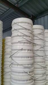plastic bucket with lid 20lt  bucket pail container Rocklea Brisbane South West Preview