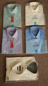 For Sale 6 New Short Sleeve Shirts