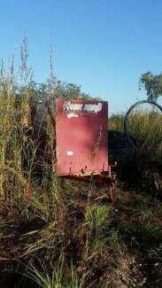 curb edging machine 2001 Edgemaster model in Darwin