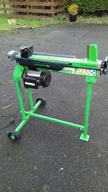 6 Tonne Electric Log Splitter for Sale