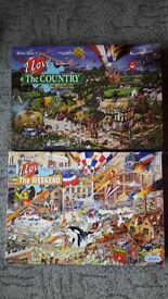 1000 piece jigsaws