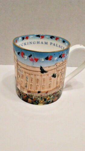 Buckingham Palace Mug -Royal Collection Trust England