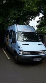 Iveco Mini Bus.17 seater. Good condition. Low miles.